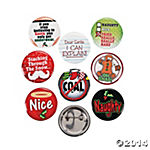 13615434-Buttons Buttons-Christmas sayings