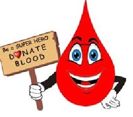 Spring Blood Drive - Sunday, April 22nd