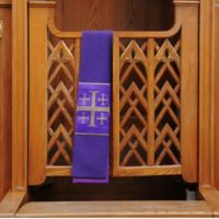 Confessions to be heard from 5:00 pm to 6:00 pm on Wednesdays