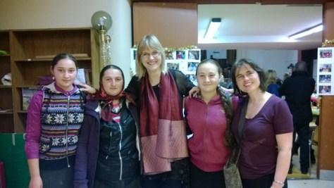 Accompagnement de familles roms