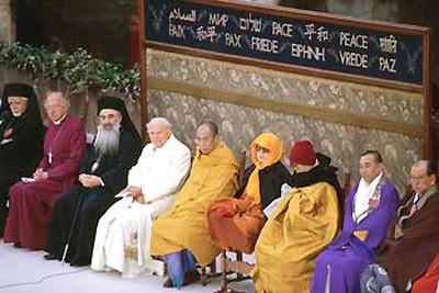 Rencontres « Hommes et religions pour la paix »