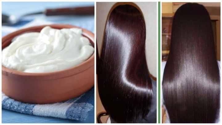 Comment utiliser le Yaourt pour se débarrasser de tous vos problèmes de cheveux