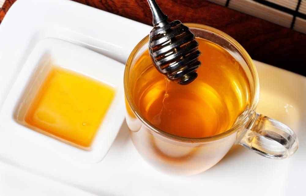Miel pour une peau éclatante