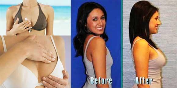 Augmentez la taille de votre poitrine de 2 pouces naturellement chaque semaine, astuce 100% efficace
