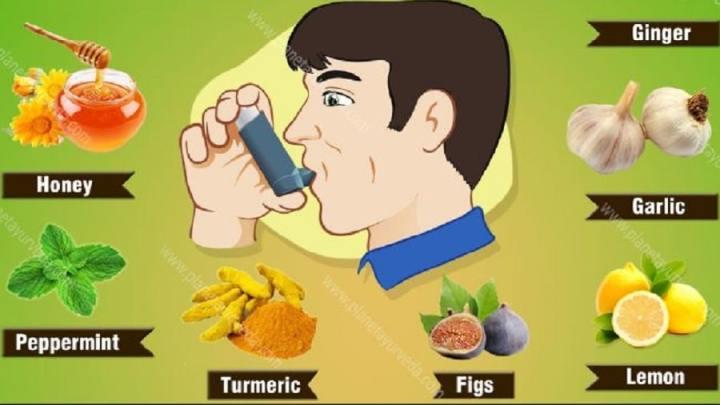18 remèdes maison les plus efficaces contre l'asthme