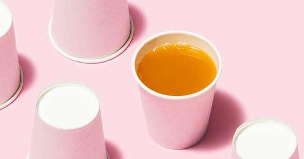 Pourquoi mon urine est orange ?