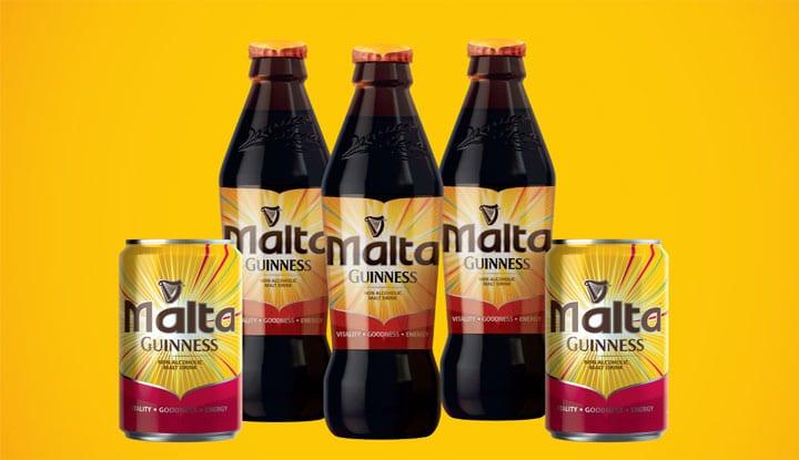 Bienfaits pour la santé de boire la Malta Guinness
