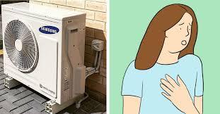 9 effets secondaires des climatiseurs que vous devez savoir