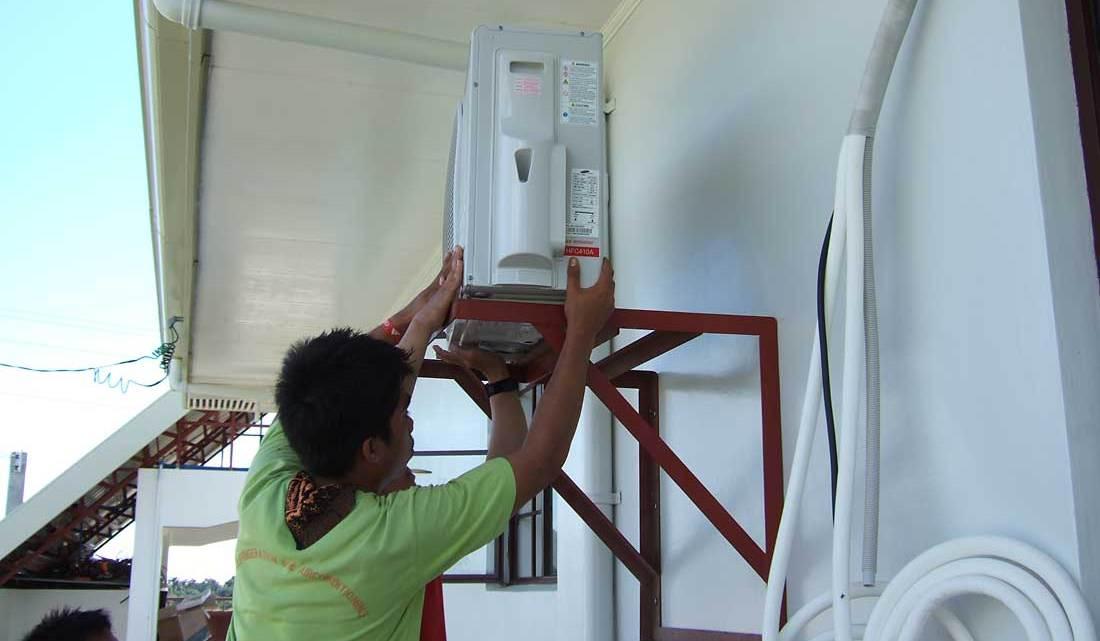Comment installer un climatiseur split système étape par étape