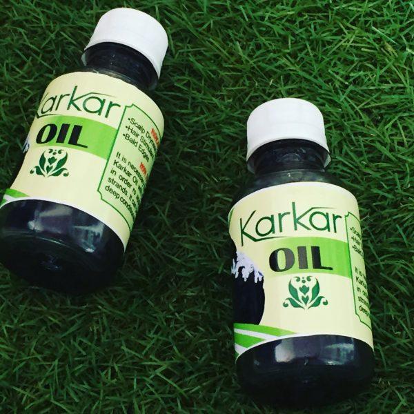 l'huile de Karkar