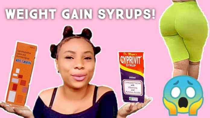 Sirops de vitamines
