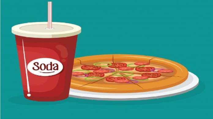 Pizza et Soda