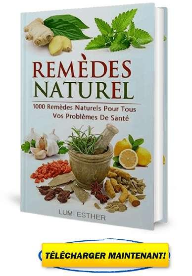 livres des remedes naturels