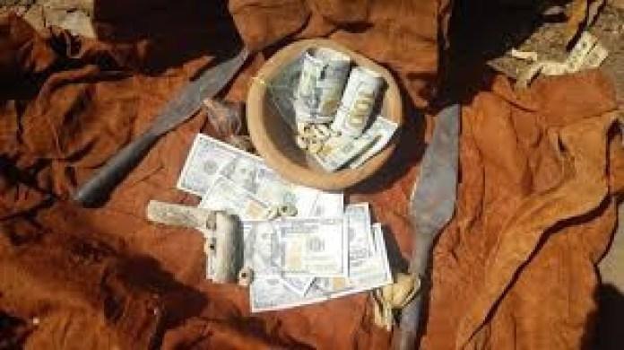 sort de multiplication d'argent