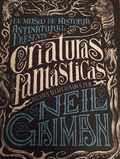 Criaturas fantásticas. Neil Gaiman