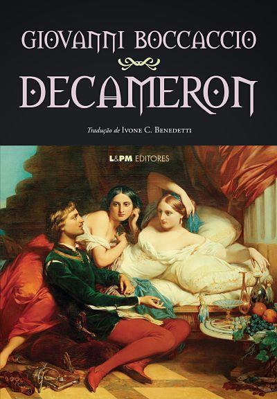 Una obra de exquisita prosa: Decamerón.