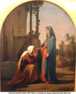 Marijino obiskanje