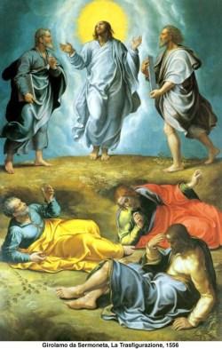 Jezusovo spremenjenje na gori