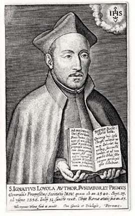 Ignacij Lojolski