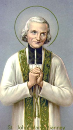 sv. Janez Marija Vianney
