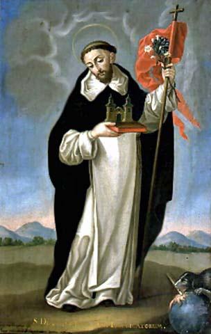 sv. Dominik Guzman