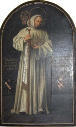 sveti Bernard - opat in cerkveni učitelj