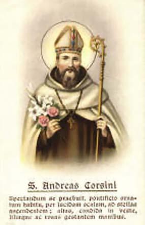 sveti Andrej Corsini