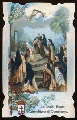 Terezija svetega Avguština in tovarišice