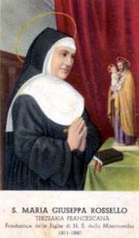 Marija Jožefa Rosello