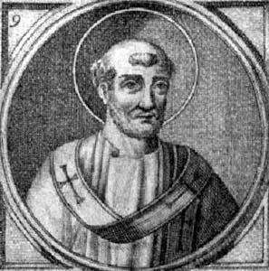 sveti Telesfor - papež in mučenec