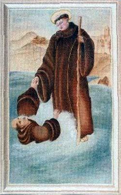 St. Maurus Rescues St. Placidus