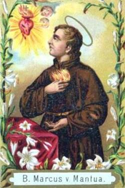 blaženi Marko de Marconi - duhovnik in redovnik