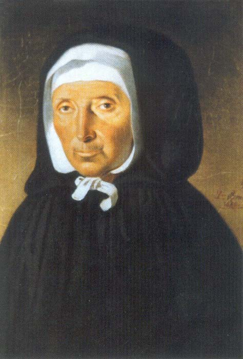 Blessed Jeanne Jugan