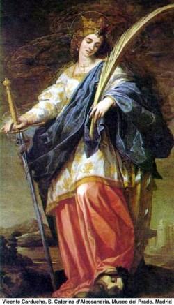 Katarina Aleksandrijska