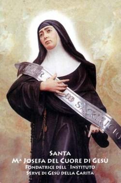 Marija Jožefina Srca Jezusovega