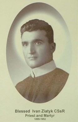 blaženi Janez Ziatyk - duhovnik in mučenec