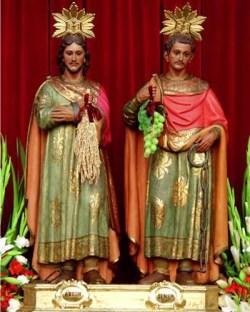 sveta Abdon in Sennen