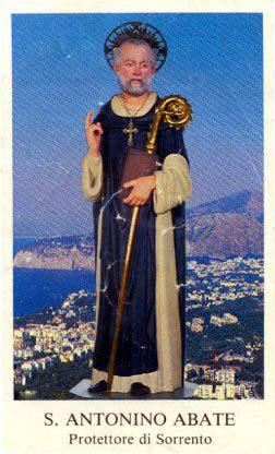 sveti Antonin - opat