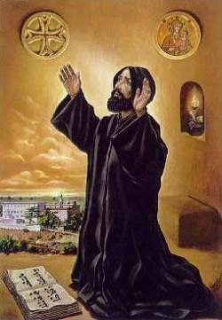 sveti Nimatulácij al-Hardini - duhovnik