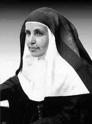 sveta Angela od Križa (María de los Ángeles Guerrero González)