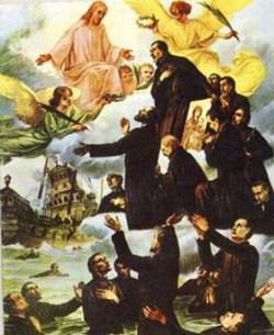 Ignacij de Azevedo in tovariši