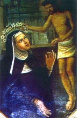 blažena Marjeta Colonna - devica