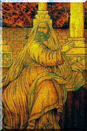 sveti Sofoníja - prerok