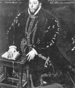 Tomaž Percy - mučenec