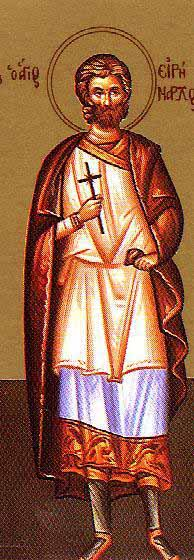 sveti Irenárh - rabelj in mučenec