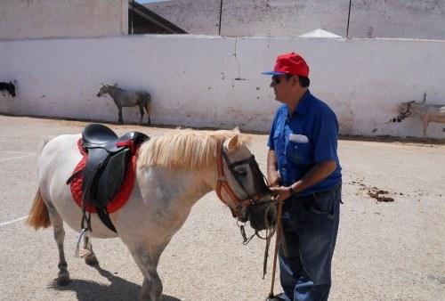 Juan y el ponny Estrella