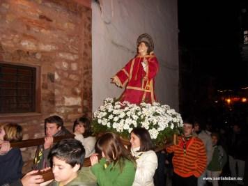 En Calle Cervantes (II)