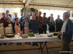 Migas de Muleros y Bajada al Molino con el Trigo 2011
