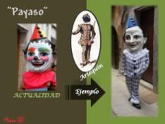 Propuesta de vestuario para Cabezudos de Manuel Begara - Blog La Raíz