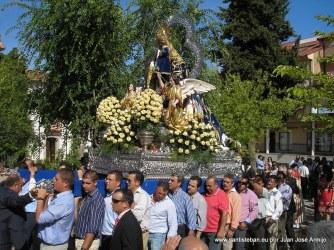 Sábado Pascuamayo - Bajada de la Virgen - Juan José Armijo